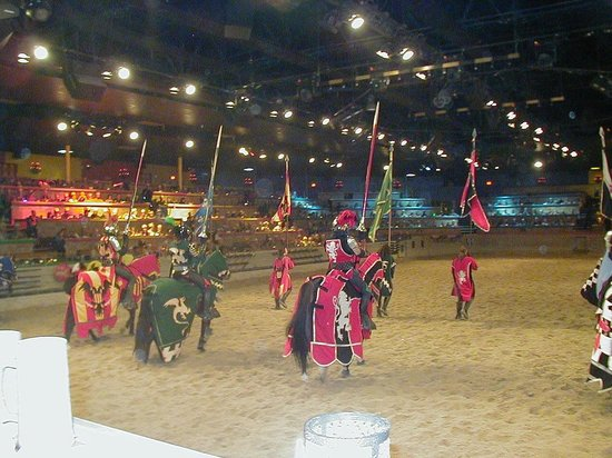 Medieval Times Dinner & Tournament - Buena Park - Beach Blvd, Buena Park, California - Rated based on 13, Reviews