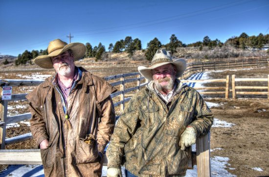 Zion Mountain Ranch:                   Ranch Cowboys
