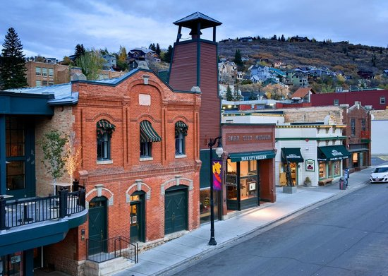 The Park City Museum-right on Historic Main Street