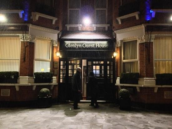 Glenlyn Hotel:                   February 2013