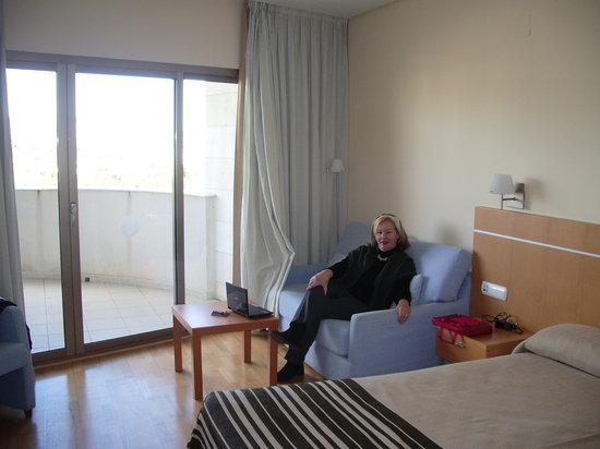 Albir Playa Hotel & Spa: habitacion