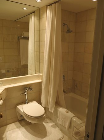 Hotel Plaza Athenee New York:                   Bathroom-Superior Room
