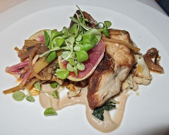 1789 Restaurant : Rockfish Wonderful