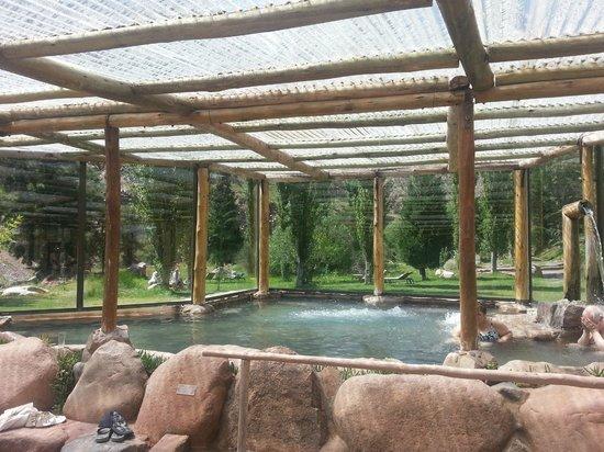 Hotel & Spa Termas Cacheuta:                   Parte relax