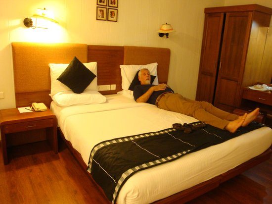 The Silver Tips Munnar: Lovely room - comfortable