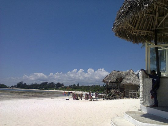 Barracuda Inn:                   spiaggia