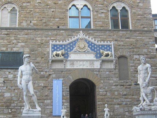 palazzo vecchio entrance - photo #4