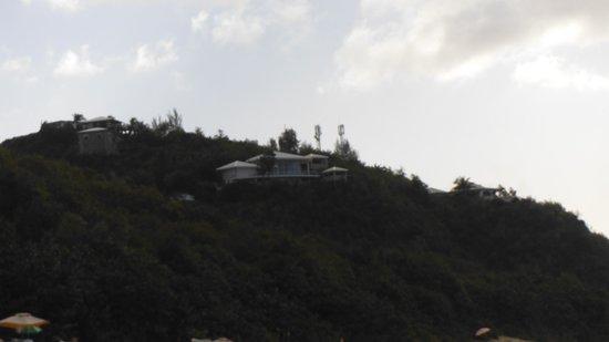 Les Balcons d'Oyster Pond:                   Hillside Villas