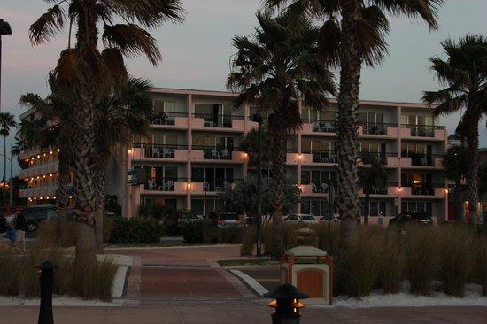 克利尔沃特海滩酒店照片
