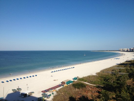 Hilton Marco Island Beach Resort:                   room 1011