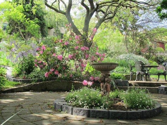 อพาร์ตเมนท์ แอท ยอร์ค แมนชั่น: Garden