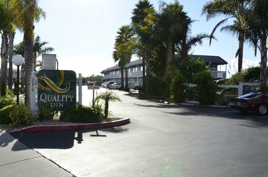 Quality Inn Pismo Beach: Exterior