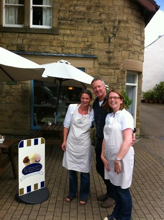 Village Green: Rory Bremner discovering the Peak District, Summer 2012