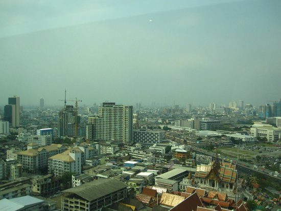 Le Meridien Bangkok:                   Room With The View