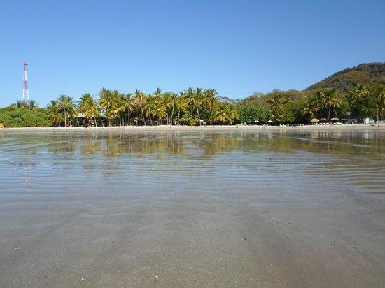 Casa Valeria:                   Marée basse