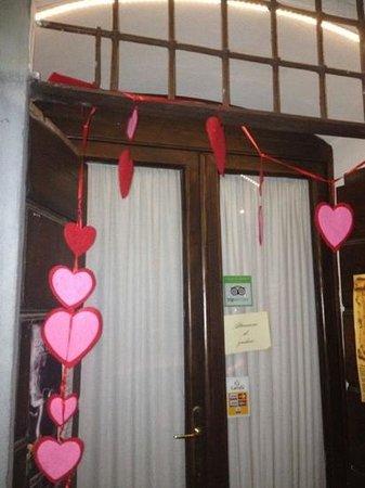 Bolleinpentola:                   san Valentino