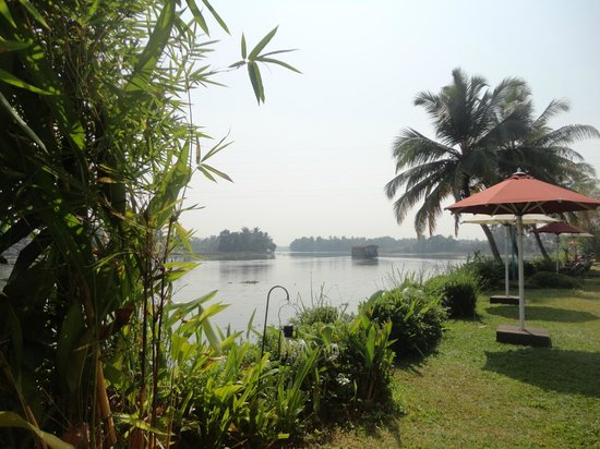 Citrus Retreats Alleppey: View from the Citrus Hotel