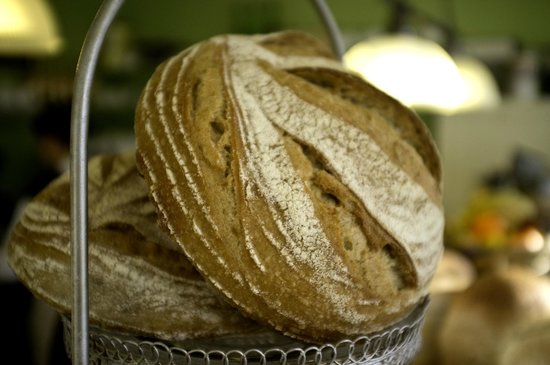 Village Green: Lovely breads from superb local bakers.