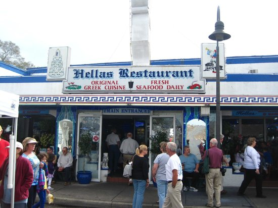 Restaurants In Tarpon Springs Best