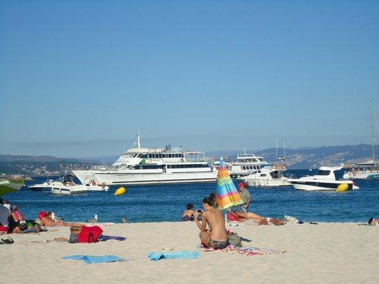 Playa de Rodas:                   Praia