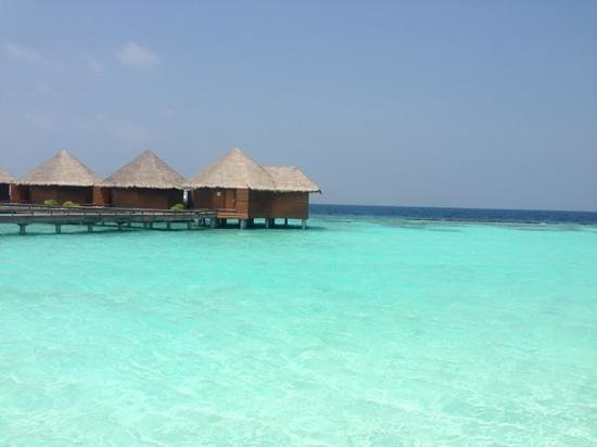 Baros Maldives:                                     翡翠