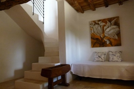 Boutique Hotel Can Pardal: Sitting room