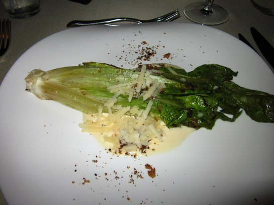 The Springs Resort and Spa:                   ceasar salad