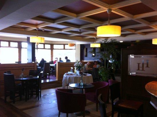 Hannon's Hotel :                   Bar
