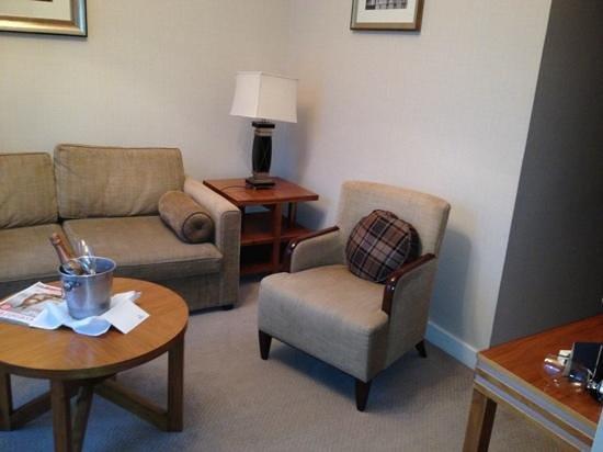 Dunkeld House Hotel:                   room 102