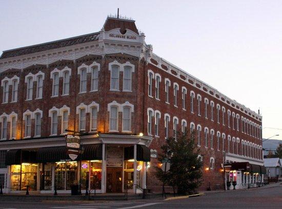 Delaware Hotel on Harrison Avenue