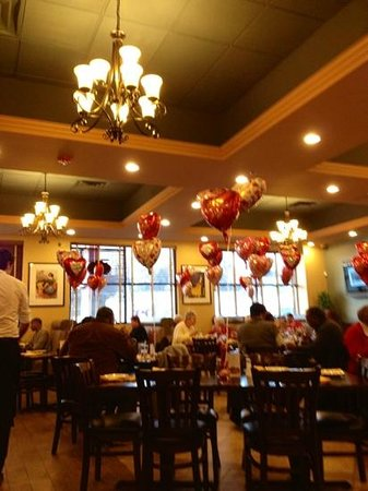 Rosario's Italian Kitchen:                                     love day