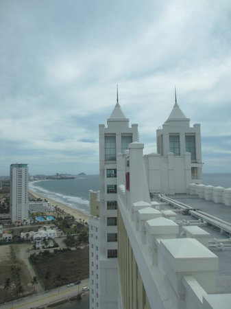 Hotel Riu Emerald Bay:                                     View From The Top
