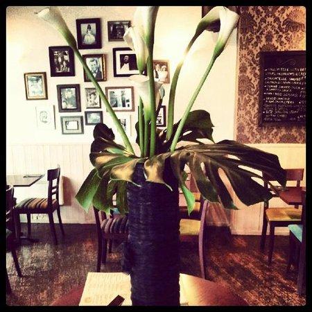 La Tavernetta:                   Inside1