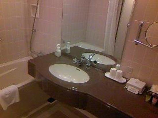 Urawa Royal Pines Hotel:                   部屋3
