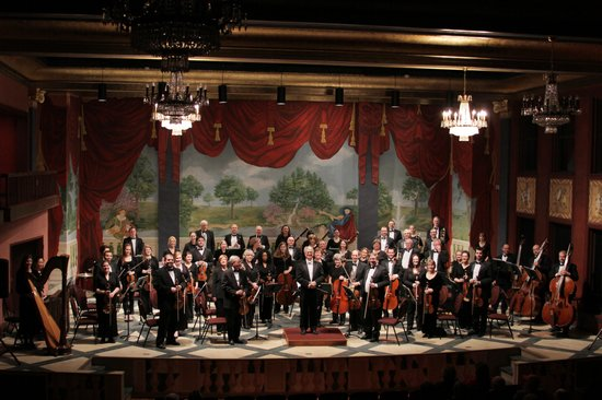 Enid Symphony Center is home to Oklahoma's longest-running symphony. Concerts