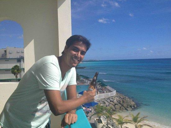Rostrevor Hotel:                   Ocean View