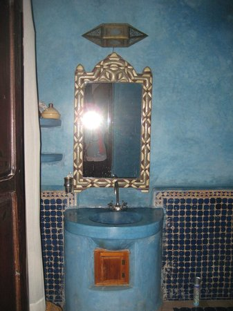 Riad Mur Akush: Bathroom - ground floor