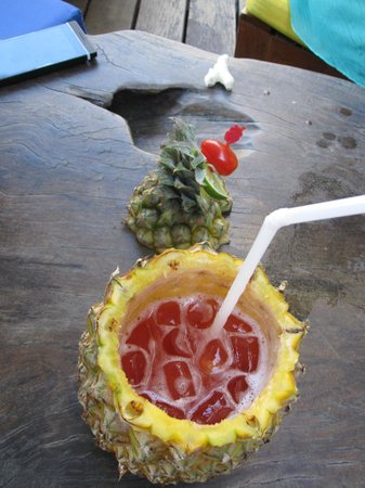 Baan Laimai Beach Resort:                   Drinks ...