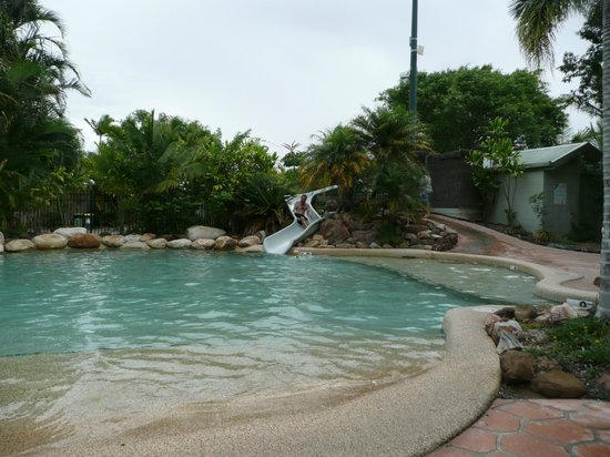 NRMA Treasure Island Holiday Park:                   Main Pool Heated