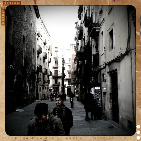 gothic quarter barcelona bild von barri g tic gotisches viertel barcelona tripadvisor. Black Bedroom Furniture Sets. Home Design Ideas