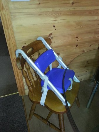 Coombe Mill: Booster Seat Or Highchair Available