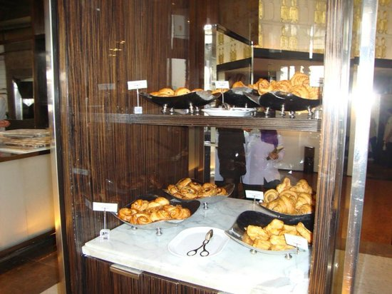 InterContinental Cairo Semiramis: Breakfast 1