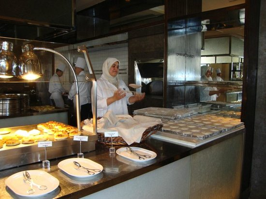 InterContinental Cairo Semiramis: Breakfast 6