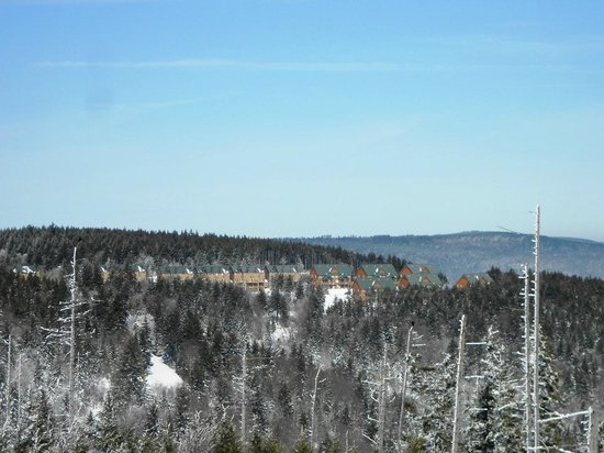 Snowshoe Mountain Resort: Camp 4 Townhouses