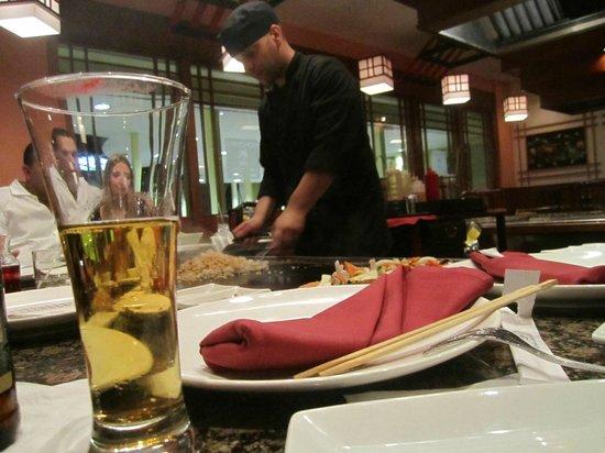 Momoyama:                   The chef