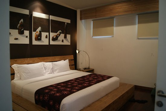 The Seiryu Villas:                   Bedroom