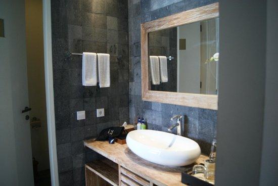 The Seiryu Villas:                   Bathroom