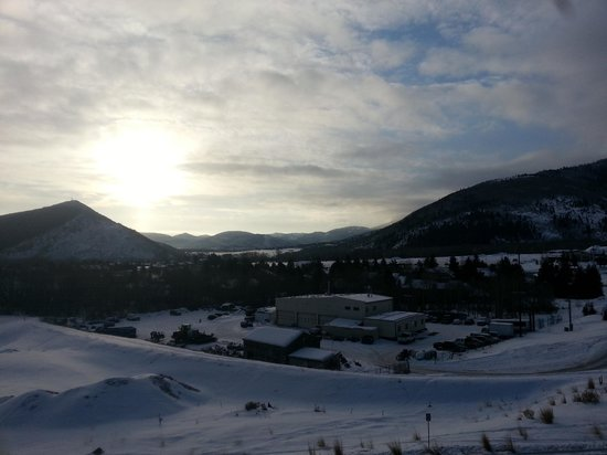 Waldorf Astoria Park City : View from 7th floor