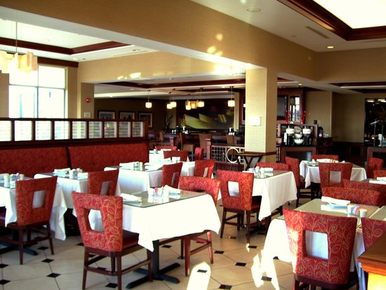 Hilton Garden Inn Indianapolis South/Greenwood: Dining