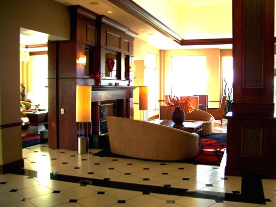 Hilton Garden Inn Indianapolis South/Greenwood: Lobby